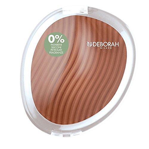 DEBORAH 0% Terre Pure 04 Beige Foncé Maquillage Et Cosmetique