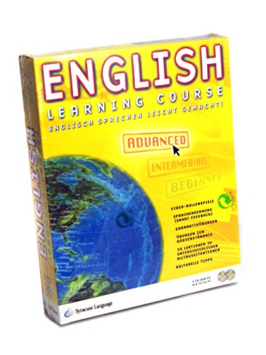 Englisch Sprachlern-Kurs Sprachsoftware Sprachlernkurs English Learning Course C ADVANCED...