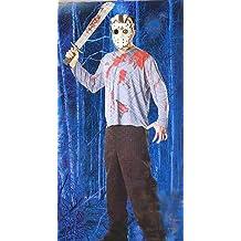 Jason camisa, la máscara y el machete