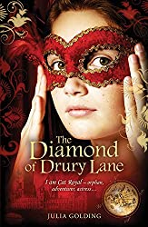 The Diamond of Drury Lane (Cat Royal Book 1)