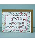 Blooming Marvellous Mini Cards by Molly Mae (MP22)