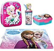 Corredo scuola Asilo di Frozen principessa Elsa