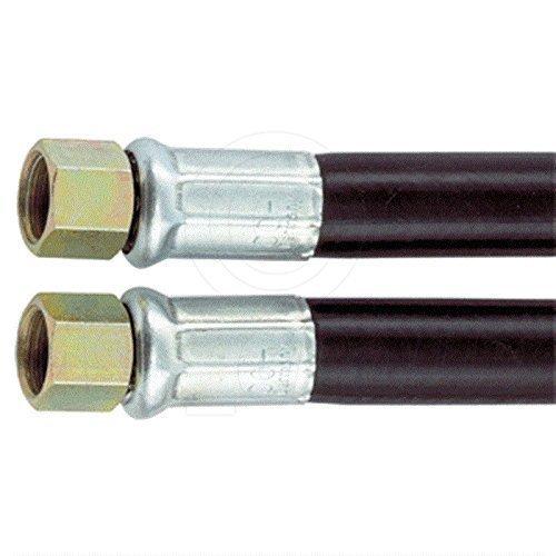 PCL 20 M lang 8 mm (0.79 cm) Luftschlauch mit RP 1/4 Swivel Beschlägen - HA2002