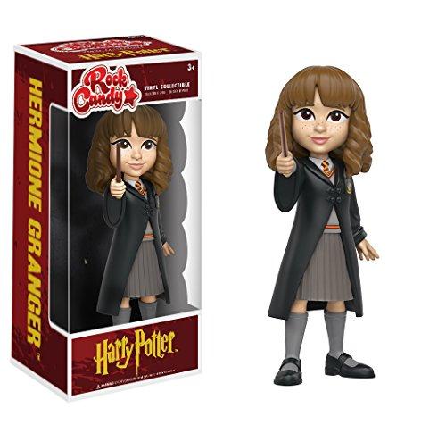 HARRY POTTER- Figura de Vinilo Hermione, colección Rock Candy (Funko 14071) 2