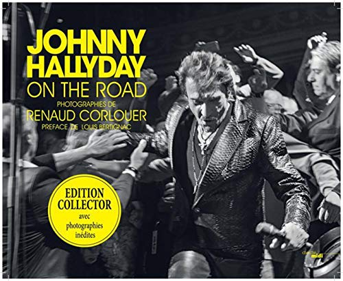 Johnny Hallyday on the road por Louis Bertignac