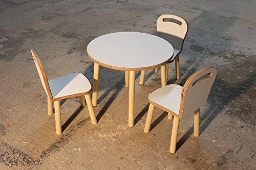Hochwertige, handgefertigte Kindersitzgruppe, Kindermöbel