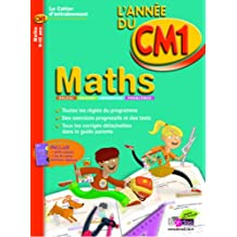 CAHIER DE L'ANNEE DE - MATHS CM1 - (Ancienne édition)