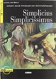 Simplicius Simplicissimus - Book & CD (Lesen Und Uben, Niveau Zwei) by Collective(2004-04-13)