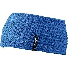 Fascia a mano grossolanamente a maglia in poliestere per gli uomini e le donne di noTrash2003 (Aqua)