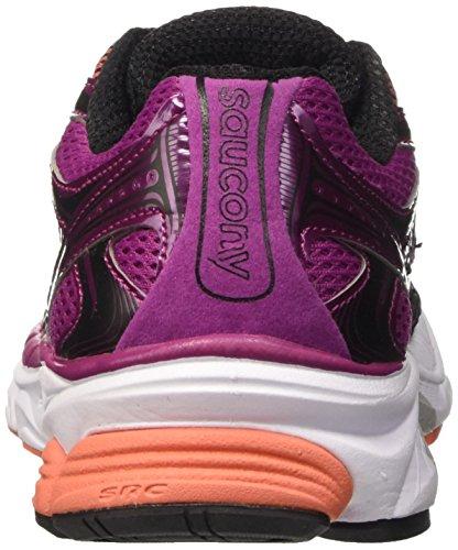 Saucony Damen Phoenix 8 W' Trainingsschuhe Mehrfarbig - Multicolore (Purple/Coral Pa)