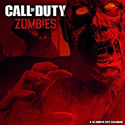 Call of Duty Zombies 2017 Calendar