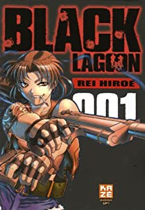 Black Lagoon Nouvelle édition Tome 1