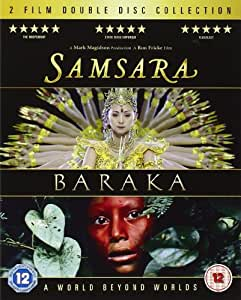 Samsara/Baraka [Blu-ray] [UK Import]