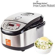 Chef Master Kitchen IG102960 Robot de Cocina y Accesorios, 13 programas, 900 W