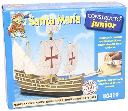 constructo-80419-construction-et-maquette-bateau-santa-maria