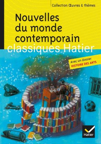 Nouvelles du monde contemporain: Skarmeta, Le Clézio, Daeninckx, Tournier par Marie-Hélène Philippe