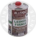 Leinöl - Firnis Holzimprägnierung & zum Herstellen von Ölfarben (1.000 Gramm)