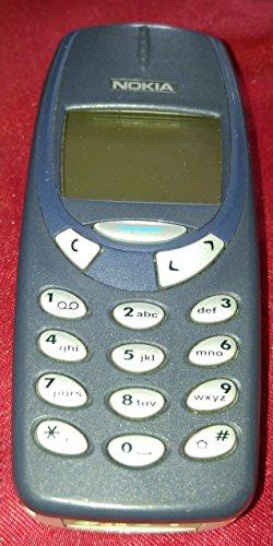 Nokia 3330 blau, Klassikerhandy, ohne Simlock, frei für alle Netze, Akku und Ladekabel (hochwertiges kompatibles Qualitätszubehör), guter bis sehr guter zustand, Abnutzungsspuren minimal, siehe abb.Technisch Top, Blauer Punkt, ideales günstiges zweithandy