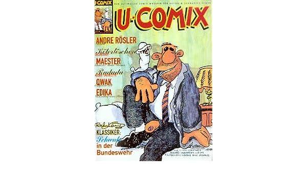 U COMIX Nr.: 176177 (Comix für Erwachsene): : Ralf