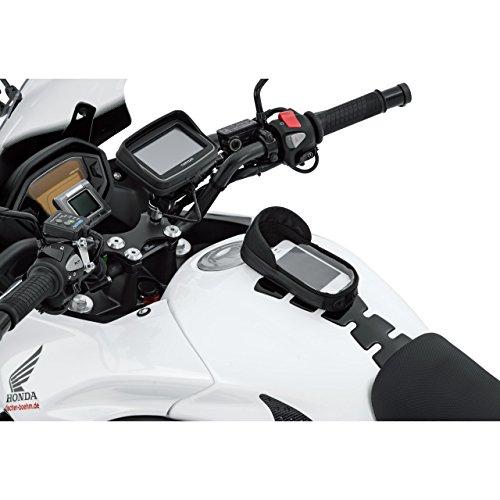 Motorrad Tank-Ruckack Magnet QBag Tanktasche 10 Magnet für Smartphone/Navi schwarz