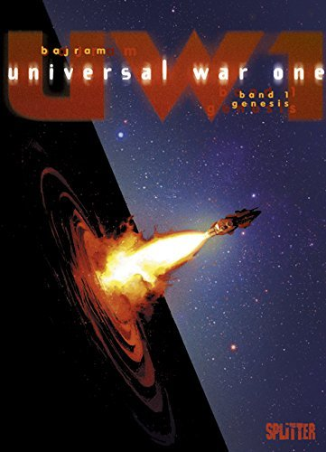 Universal War One 01 - Genesis by Denis Bajram (November 01,2006)