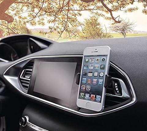 Smartphone Halterung Auto KFZ für Lüfter Lüftungsschlitze zb für Cubot