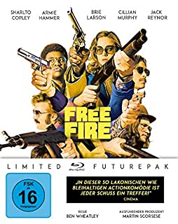 Free Fire [Blu-ray] [Limited Special Edition]