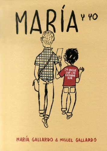 Maria Y Yo 5ヲed (Sillón orejero) por Miguel Gallardo