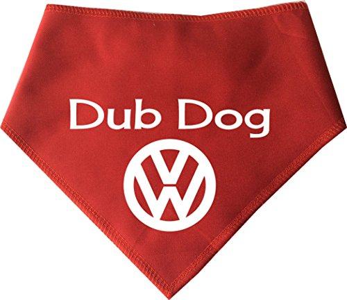 Spoilt Rotten Pets Hunde-Halstuch, VW Dub, für VW-Festival und Treffen, ()