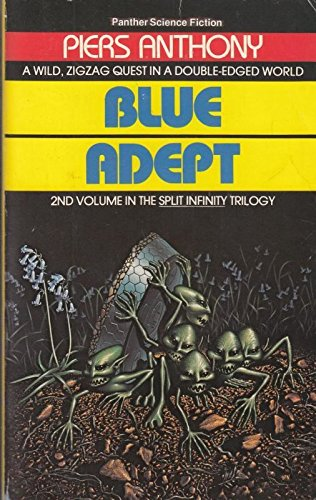 Blue Adept (Apprentice Adept 2)