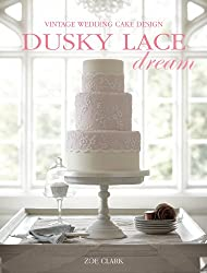 Dusky Lace Dream: Vintage Wedding Cake Design