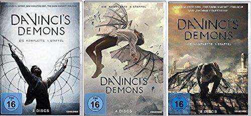 Staffel 1-3 (11 DVDs)