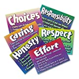 Trend TA6681 Argus large 13-3/8 x 9 poster combo pack, character traits, 6/pack by Trend...