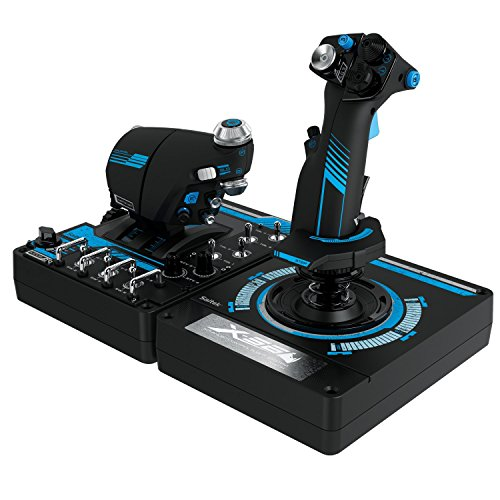 Price comparison product image Logitech G Saitek Pro Flight X56 Rhino