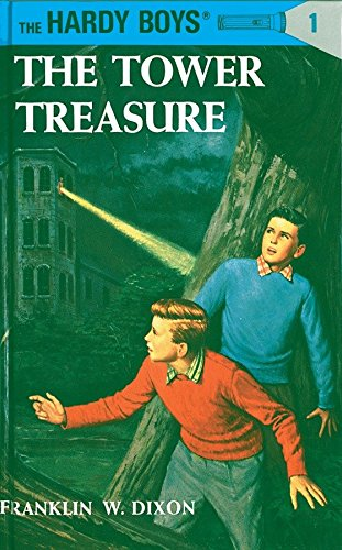 Hardy Boys 01: the Tower Treasure (The Hardy Boys, Band 1)