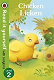 Chicken Licken - Read it yourself with Ladybird: Level 2 (Read It Yourself with Ladybird. Level 2. Book Band 5)