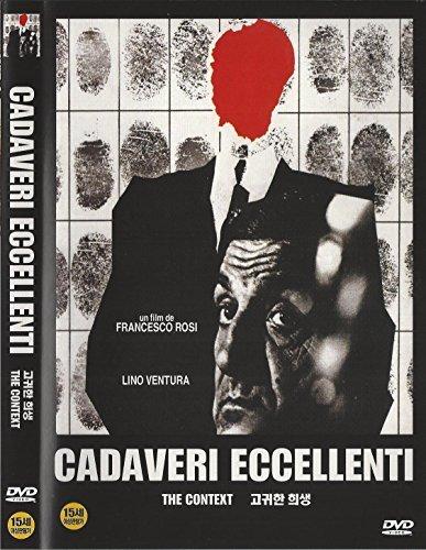 cadaveri eccellenti (NTSC, All Region, Import) by Lino Ventura