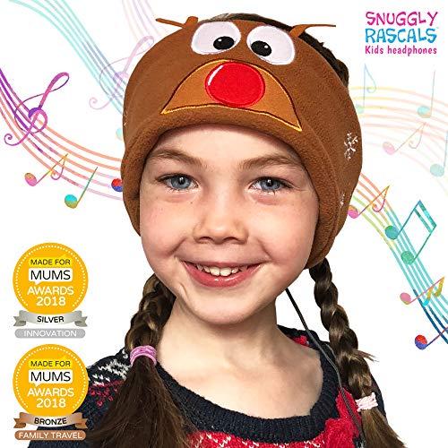 Snuggly Rascals v2 - Auriculares Diadema niños, Muy