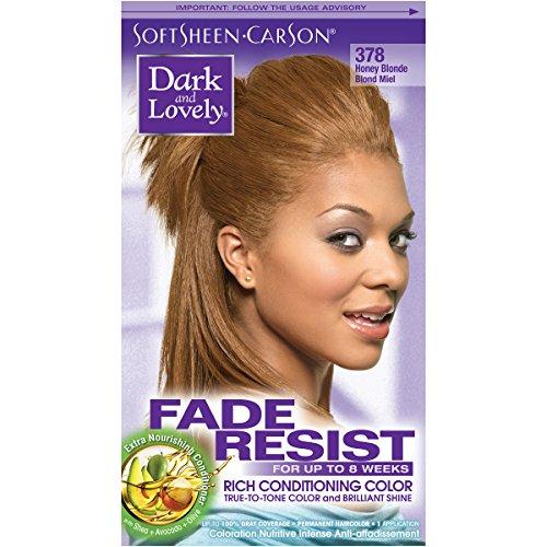Ultra Conditioning Shampoo (Dark & Lovely Color :378 Honey Blond)