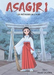 Asagiri, les pretresses de l'aube Edition simple Tome 1