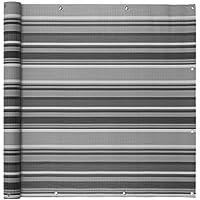 Ventanara® - Revestimiento para el Balcón, Protección para la vista y frente al viento