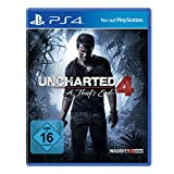 PS4: Uncharted 4: A Thief's End [PlayStation 4]