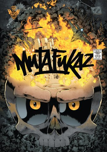 Mutafukaz, Tome 4 : Dead End