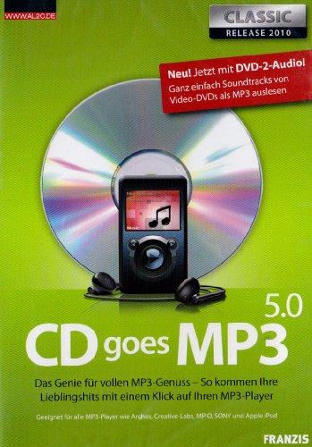 CD goes MP3 5.0 Classic