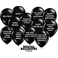 Brutal Balloons - Funny/Rude/Abusive Balloons!