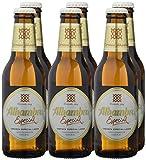 Alhambra Especial Cerveza Dorada Lager, 5.4% Volumen de Alcohol - Pack de 6 x 25 cl