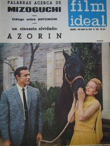 FILM IDEAL.REVISTA DE CINE. Enero 1965 nº159