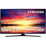 "Samsung UE65KU6000K 65"" 4K Ultra HD Smart TV Wifi LED TV - Televisor (4K Ultra HD, A, Negro, TM1240A, 3840 x 2160 Pixeles, Plana)"