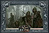 Image for board game CoolMiniOrNot CMNSIF107 A Song of Ice and Fire Miniatures Game: Stark Crannogman Trackers Expansion, Multicoloured