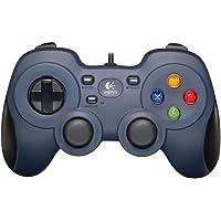 Logitech F310 Gamepad, Controller Cablato con Layout Stile Console, Tastierino Direzionale 4 Switch, XInput…